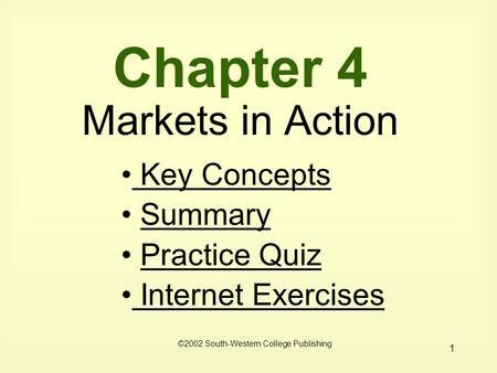 summary chapter 4 marketing