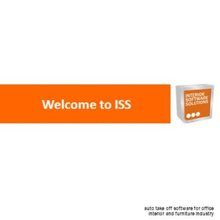 Auto take off software for office interior and furniture industry Welcome to ISS.