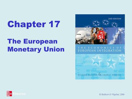 Chapter 17  The European Monetary Union