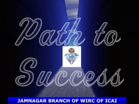 JAMNAGAR BRANCH OF WIRC OF ICAI