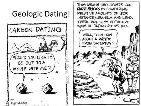 Geologic Dating!. Interpreting Fossil Evidence The natural forces that form sedimentary rock can also reveal fossils that have been hidden in layers of.