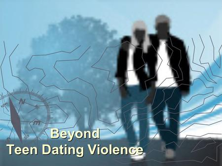 Beyond Teen Dating Violence. What is Exploitation?