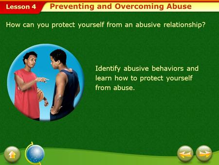 Preventing and Overcoming Abuse