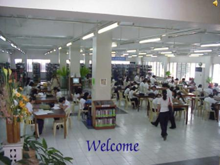The libraries of Xavier University are housed in two fully- airconditioned buildings: the three-storey Main Library building, and the five-storey Library.