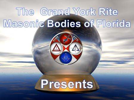 As York Rite Freemasons, Our solution is channeled through,