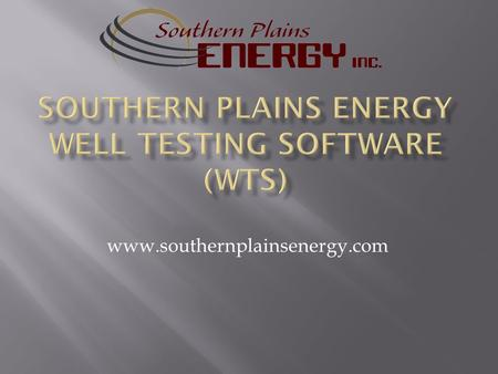 Www.southernplainsenergy.com. Go to: www.southernplainsenergy.com Fill in your username and password (you will be provided with one) Login.
