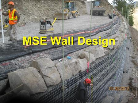 Aashto Lrfd Section 11 Abutments Piers And Walls Ppt