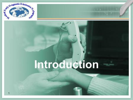 1 Introduction. 2 Course Objectives By the end of the course you will be able to: Understand the theoretical background on which the Medex Test system.