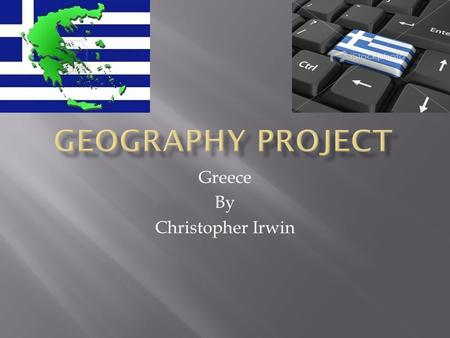 Greece By Christopher Irwin. The population of Greece is 10,767,827 people. The population of Athens contains approximately 3.252 million. Another.