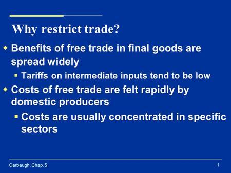 Final goods vs intermediate goods