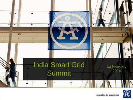 India Smart Grid Summit