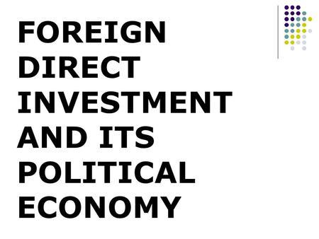 international political economy 5th edition pdf