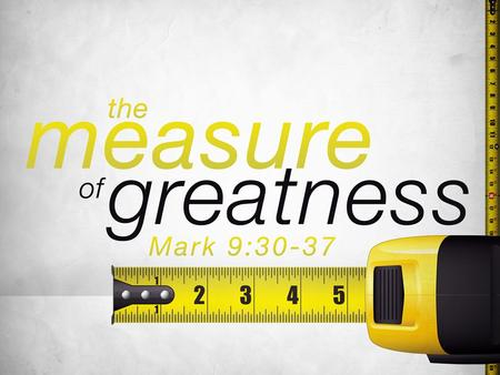 Service: Live, Teach, Die Mark 9:35 What Do You Think of Service? Superficial? Expectation of others? Measurement of worth?