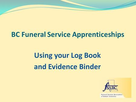 BC Funeral Service Apprenticeships