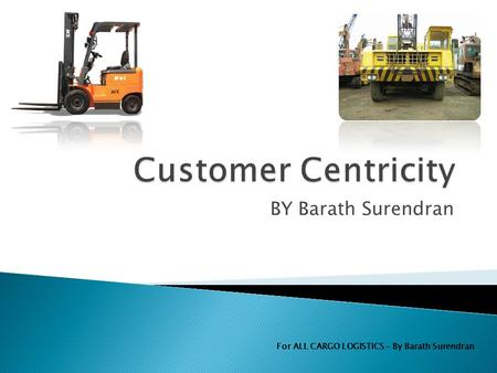 BY Barath Surendran For ALL CARGO LOGISTICS – By Barath Surendran.