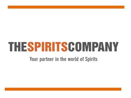 Your Ideal Partner for Top Level Spirit Brands