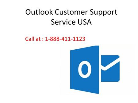 Outlook Customer Support Service USA Call at :