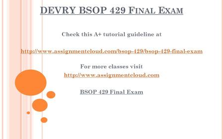 hsm 546 final exam Here is the best resource for homework help with hsm 546 : hsm-546 health   lab reports lecture slides lesson plans notes syllabi test prep (1.