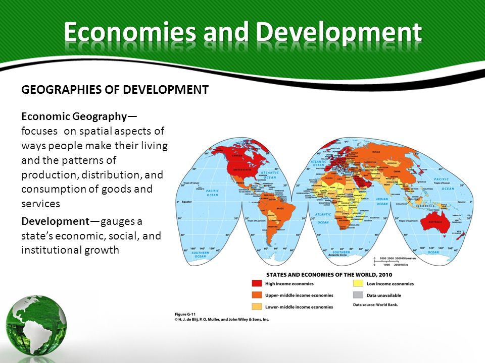 GEOGRAPHIES OF DEVELOPMENT Core-Periphery World Core areasplaces of dominance whose inhabitants exerted their power over their surroundings near and far Peripherysustained the core Spatial networksnodes of variable centrality and importance