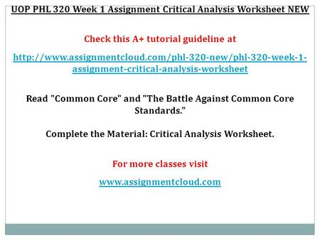 is 4670 week 1 assignment 2 4670 - mgt8033 ã¢â'¬â€œ leading organisational change assignment 3 description: individual case study 2 (write up to 2400 words) marks out of: 100 wtg(%).