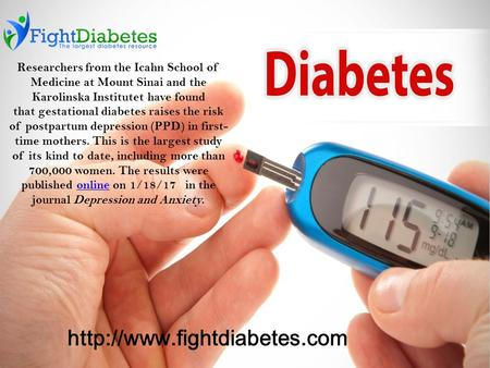 Importance of Exercise with Diabetes