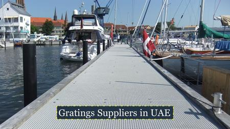 Top Gratings Suppliers in UAE