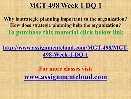mgt 498 week 3 team study Business managementthis study guide was uploaded by an elite notetaker hardworker notetaker at auburn university on nov 16 2015 and has been mgt 498 week 5.