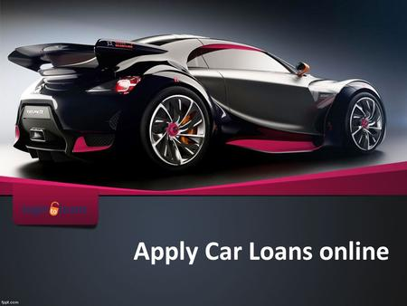 Apply Car Loans online. Logintoloans Apply online for best Car loans in India - Compare Car Loan interest rates from top banks and apply online for quick.