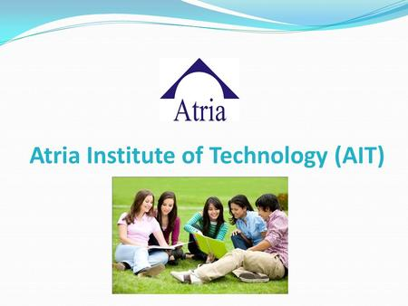 Atria Institute of Technology (AIT)