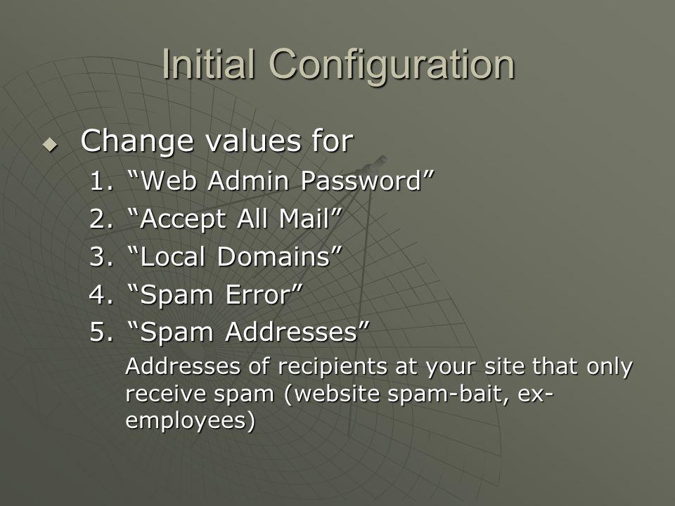 Mail Flow InternetMail SvrClients Inbound Outbound InternetASSPMail SvrClients Inbound Outbound InternetASSPMail SvrClients InternetMail SvrClients with ASSP InternetMail SvrASSPClients Invalid