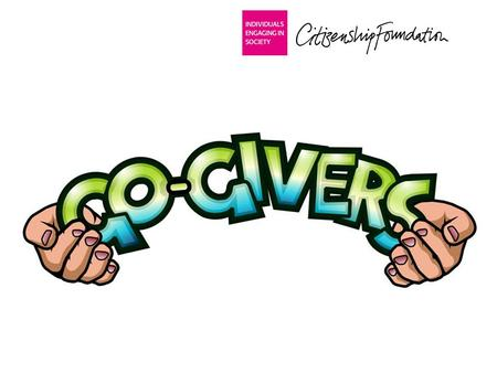 How To Use This Lesson Go-Givers PowerPoints are designed to inform and support critical thinking and discussion. They can be used in their entirety.