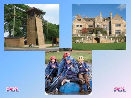 Year 6 Residential Trip Wednesday 28 th to Friday 30 th March 2012 Caythorpe Court near Grantham, Lincolnshire is a Grade II listed mansion house set.