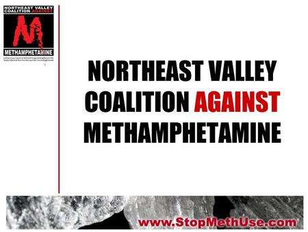 NORTHEAST VALLEY COALITION AGAINST METHAMPHETAMINE.