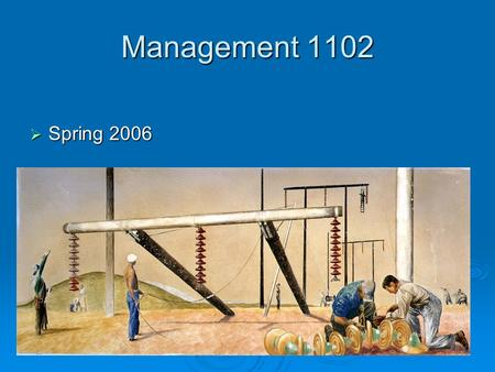 Management 1102 Spring 2006 Spring 2006. Business Information Product Design – (US Patent Database; Lexis-Nexis; Business & Industry) Marketing & Demographics-