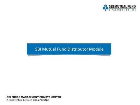 Fixed Income- Basics SBI Mutual Fund Distributor Module.