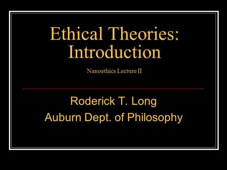 an introduction to humes moral theory Concerned what we would now call epistemology (ie theory of knowledge) or   attempt to introduce the experimental method of reasoning into moral subjects.