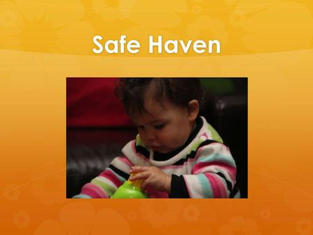 Safe Haven. Video Molly