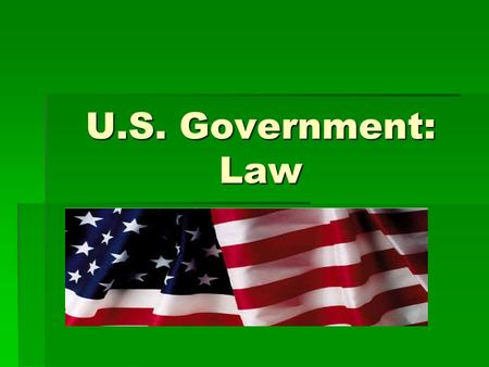 U.S. Government: Law. Amendments The 5 th, 6 th, and 7 th Amendments are commonly referred to as rights of the accused The 5 th, 6 th, and 7 th Amendments.