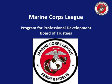 2 msg name ncoerncoer ar da pam why do we do a ncoer for Marine corps powerpoint templates