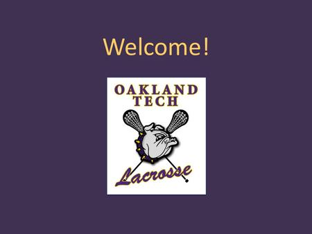 Welcome!. History 2009 Season: one Skyline Varsity Team 2010 Season: two teams at Oakland Tech – JV boys, and girls; and adopted Skyline team 2011 Season: