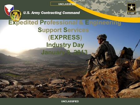 Expedited Professional & Engineering Support Services (EXPRESS)