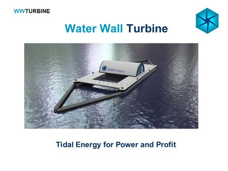 Tidal Energy for Power and Profit
