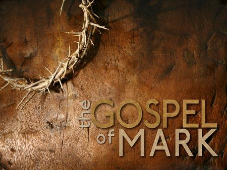 Themes of Mark Jesus is the suffering servant - Mark covers exhaustively the suffering of Christ, with the climax being His death on the cross as a propitiation.