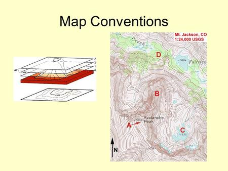 Map Conventions. Latitude and Longitude Magnetic Declination.