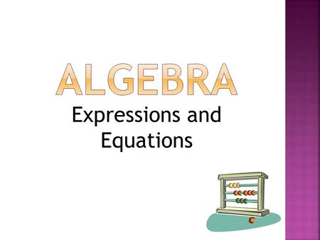 Expressions and Equations. - Linear number patterns are sequences of numbers where the difference between terms is always the same (constant) - Rule generating.