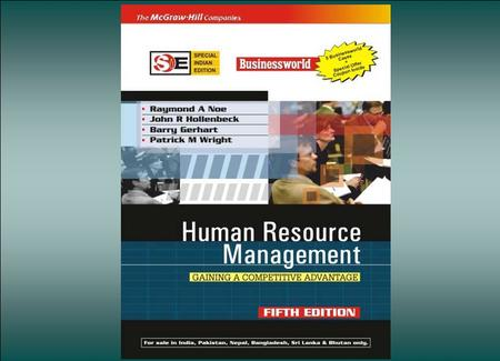 1. Gaining a Competitive Advantage  Discuss the roles and activities of a company's human resource management function  Discuss the implications of.