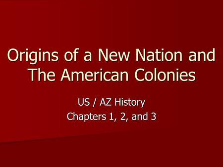 AP US/AZ History Essay?