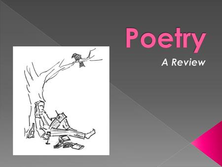 Poetry A Review.
