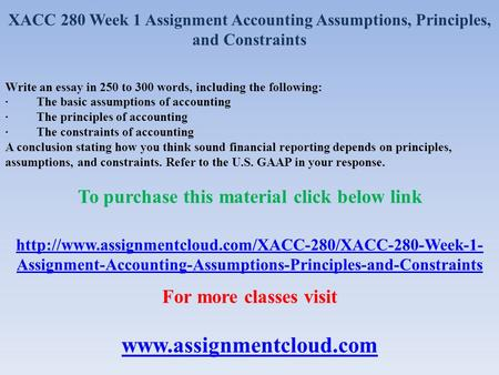explanation of the function of each element in the accounting equation The accounting equation, ie assets = equities (or, liabilities + capital) is based on this concept needless to mention that at each and every stage of operation, the assets of any unit must always be equal to its equities (ie both internal and external) in terms of money.