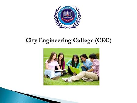City Engineering College (CEC), Bangalore : Introduction